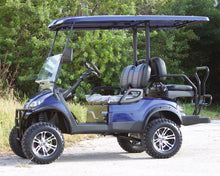 Load image into Gallery viewer, ICON i40L Indigo Blue With 2 Tone Black and Blue Seats - Lifted - $8,845