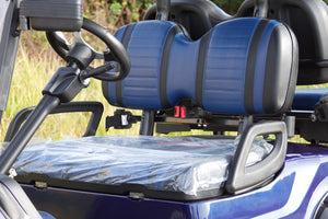 ICON i40L Indigo Blue With 2 Tone Black and Blue Seats - Lifted - $8,845
