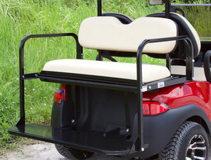 Club Car Precedent Ruby Red w/ Tan Seats - $5,500
