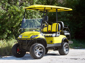 ICON i40L Yellow with Two Tone Seats - Lifted - $8,350