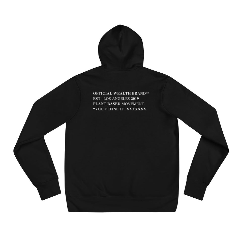 Official Wealth Unisex hoodie