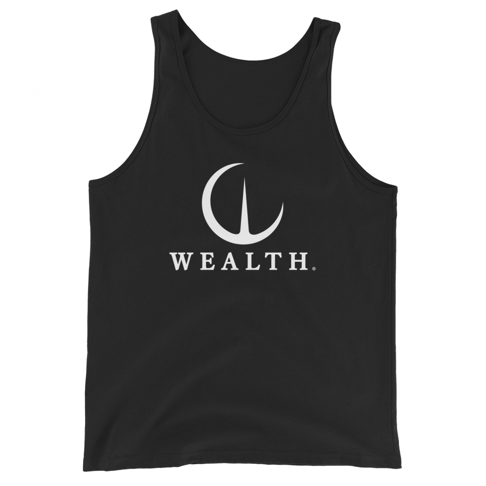 Official Wealth Unisex Tank Top