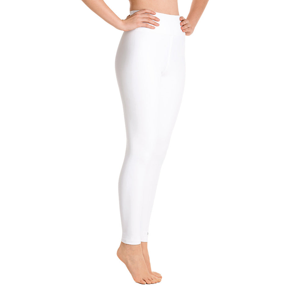 Official Wealth Yoga Leggings