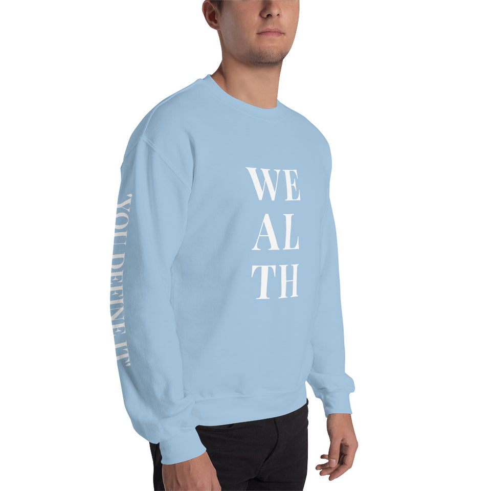 WEALTH BASICS - Pullover