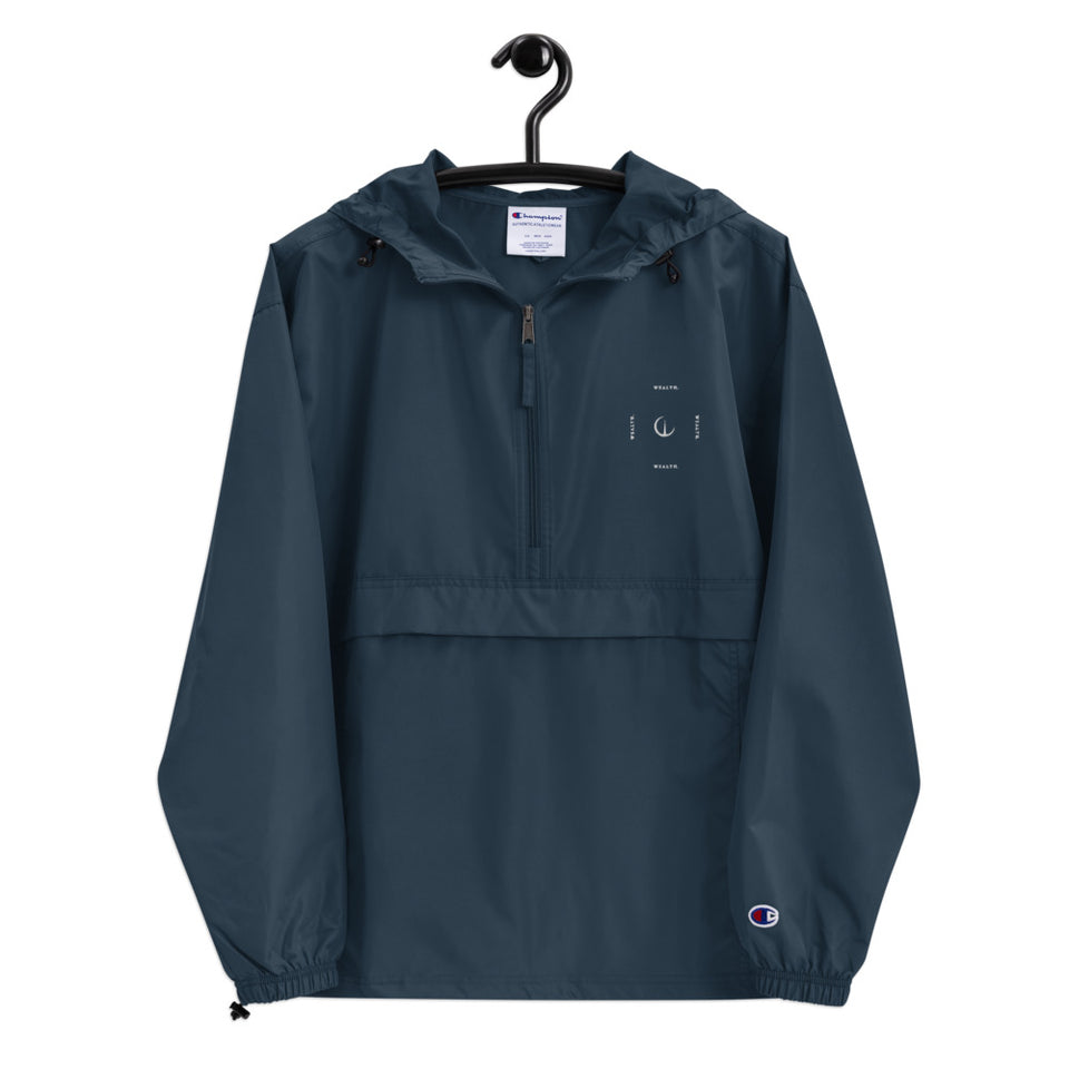 WEALTH Champion  Packable Jacket