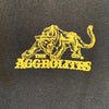 The Aggrolites - Aggro Army - Black - Zip-Up Hoodie
