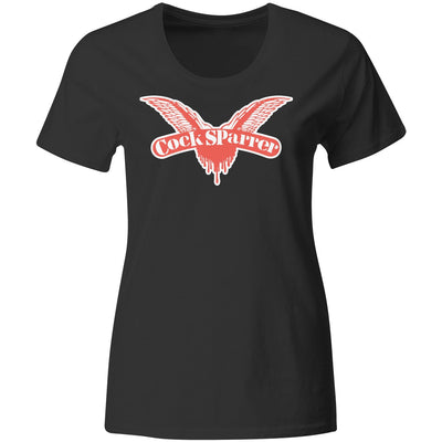 Cock Sparrer - Wings - Black - T-Shirt - Fitted