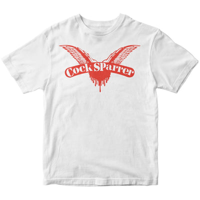 Cock Sparrer - Wings - Black - T-Shirt