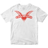 Cock Sparrer - Wings - White - T-Shirt