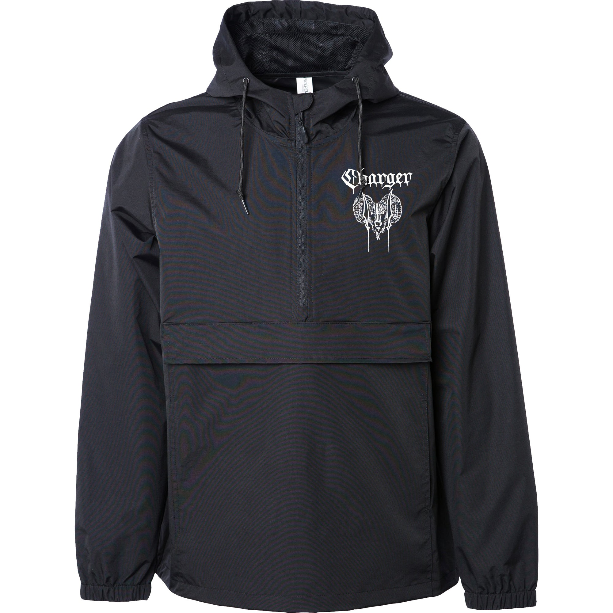Charger - Ram - Windbreaker Jacket - Black