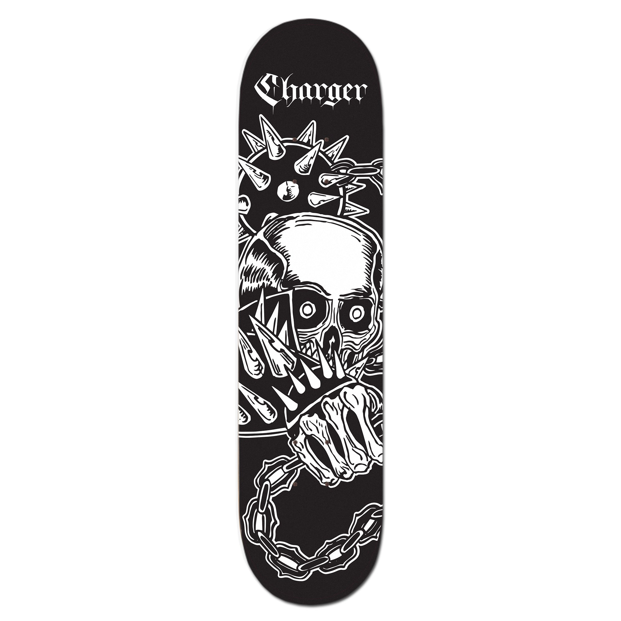 Charger - Chain - Skateboard Deck