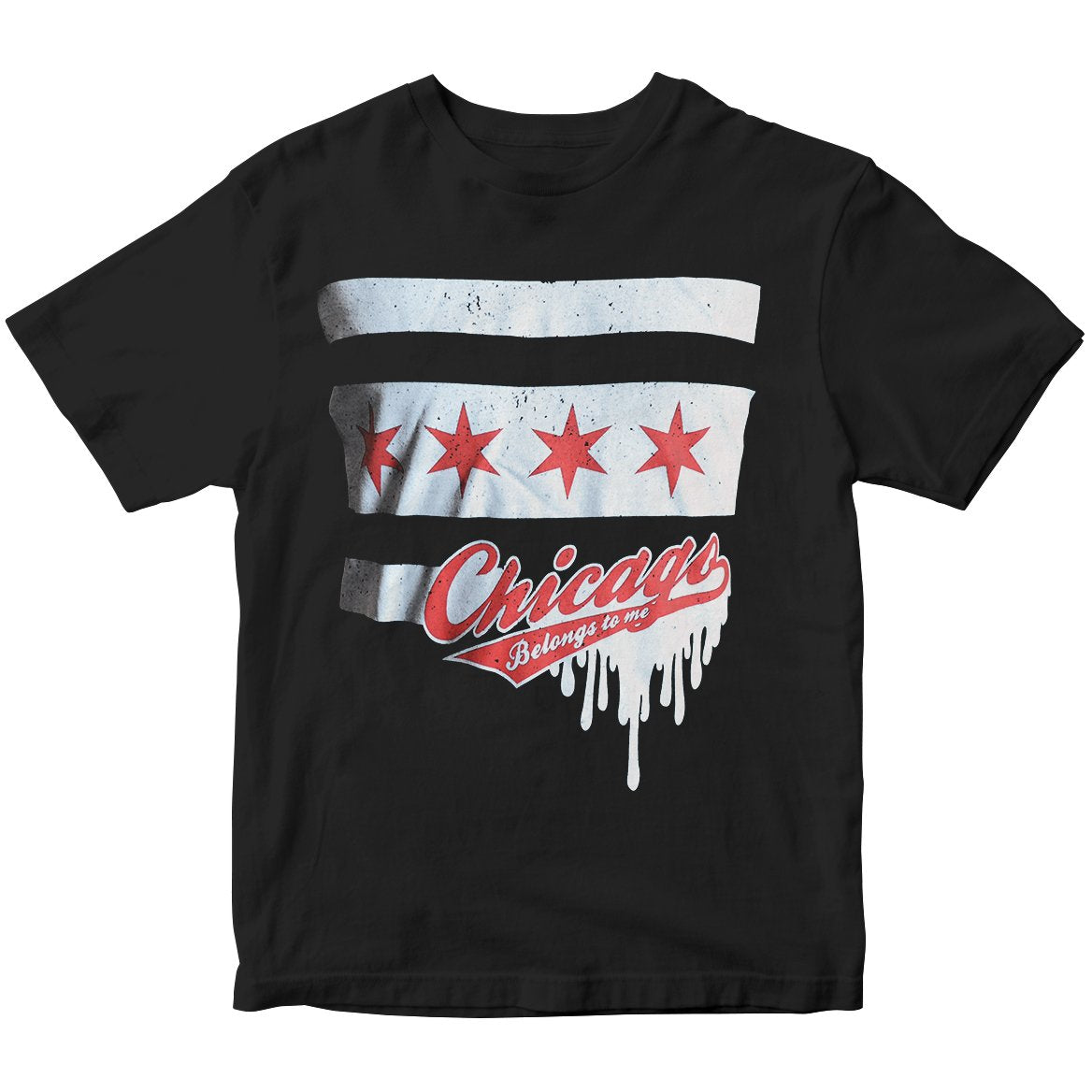 Cock Sparrer - Chicago Belongs To Me - Black - T-Shirt