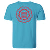 Seized Up - Mutated Chimp - Turquoise- T-Shirt