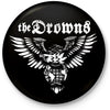 "Drowns - Eagle Logo - 1"" Button"