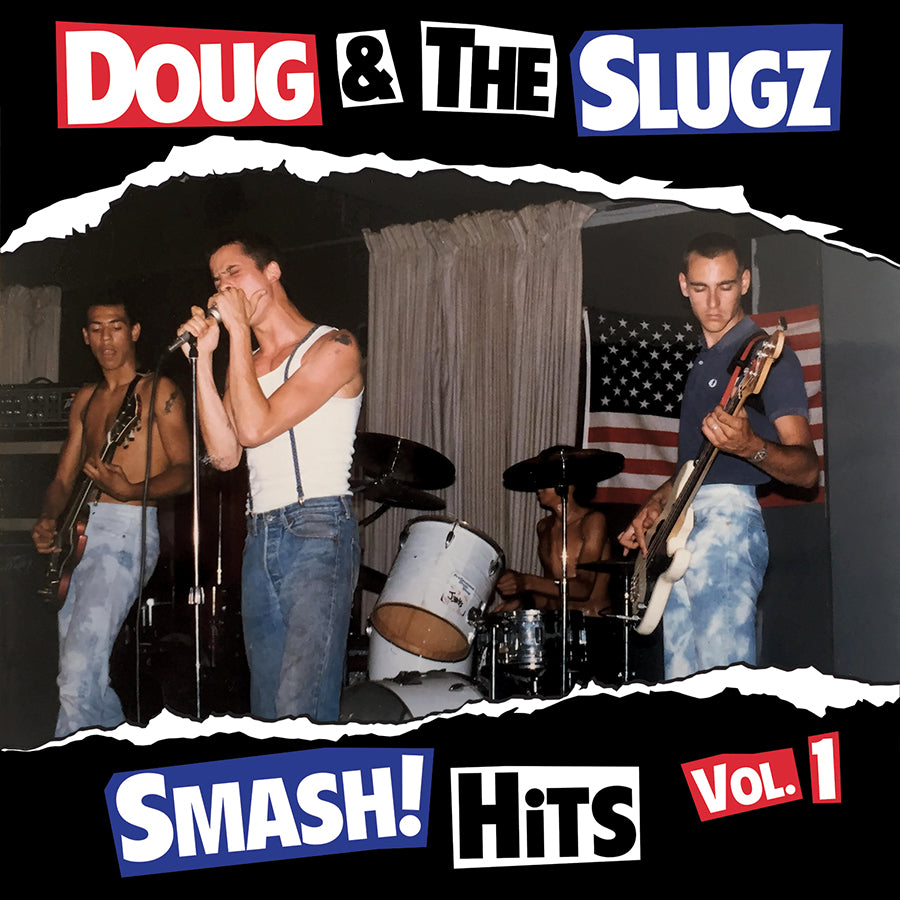 Doug & The Slugz - Smash! Hits Vol. 1