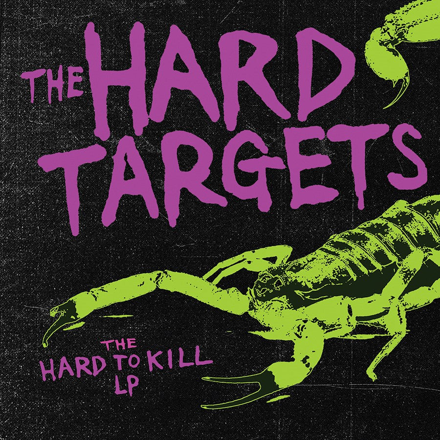 "HARD TARGETS - ""Hard To Kill"" 12"" LP"