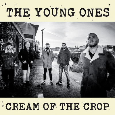 "THE YOUNG ONES - ""Cream Of The Crop"" 12"" LP"
