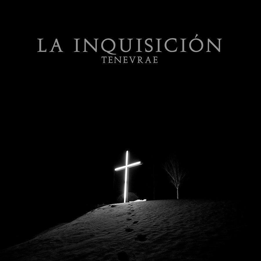 "LA INQUISICION - ""Tenevrae"" 12"" LP"