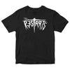 The Restarts - Logo - Black - T-shirt