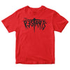 The Restarts - Logo - Red - T-shirt