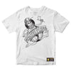 Pirates Press 15th Anniversary - Nate Leinfelder - White - T-Shirt