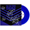 "The Old Firm Casuals - ""Never Say Die"" 7"" (AUTOGRAPHED)"