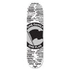 Pirates Press Records - One Family One Flag - Skateboard Deck