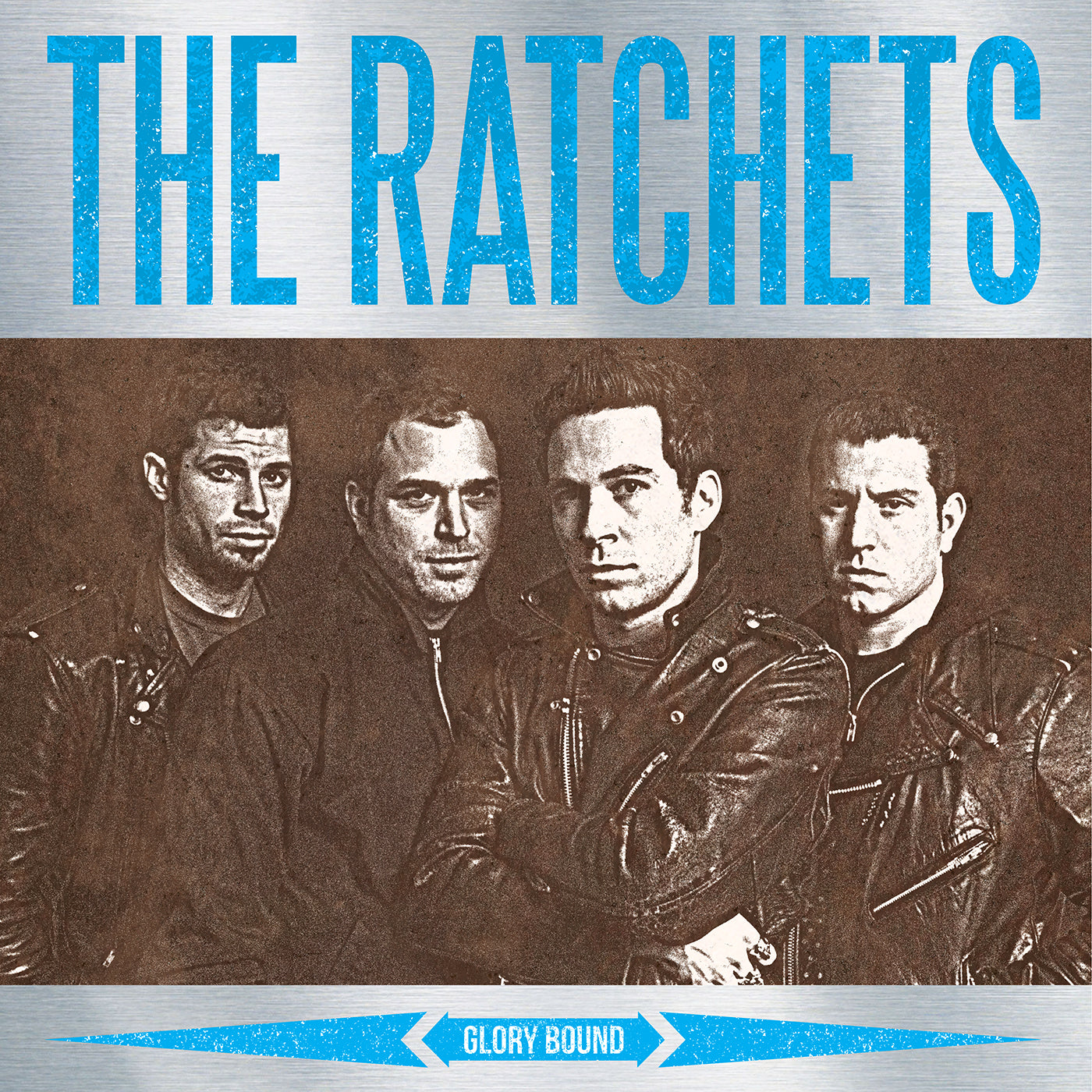 Ratchets - Glory Bound LP / CD
