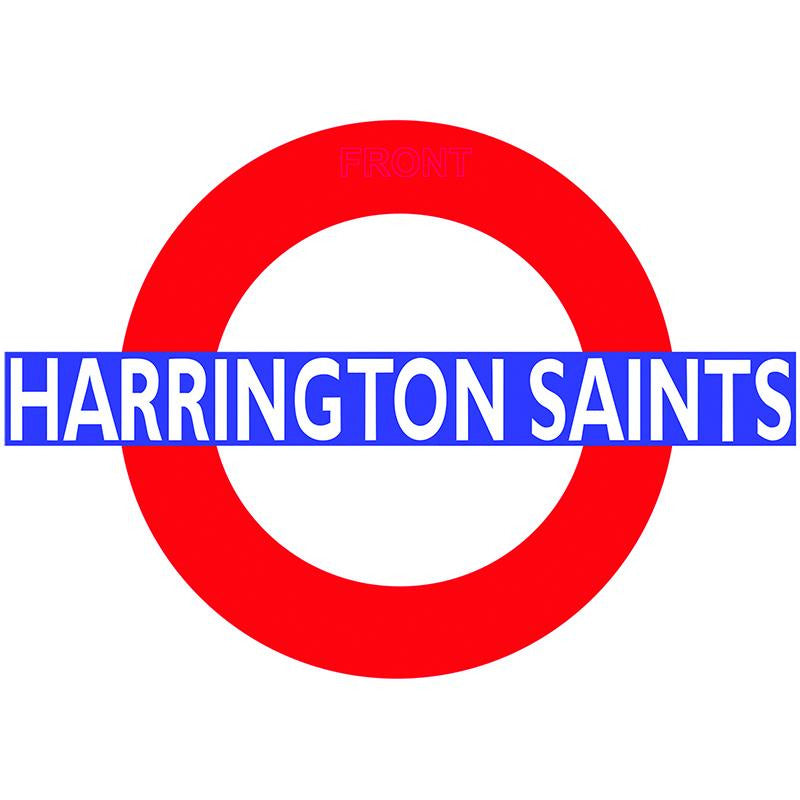 "Harrington Saints - Sounds Of The Streets 7"" + CD"