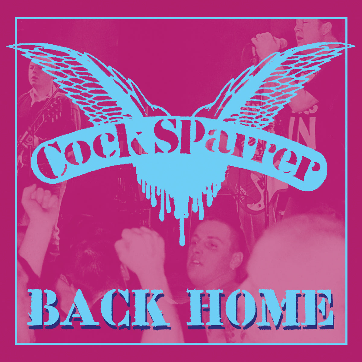 Cock Sparrer - Back Home 2xLP