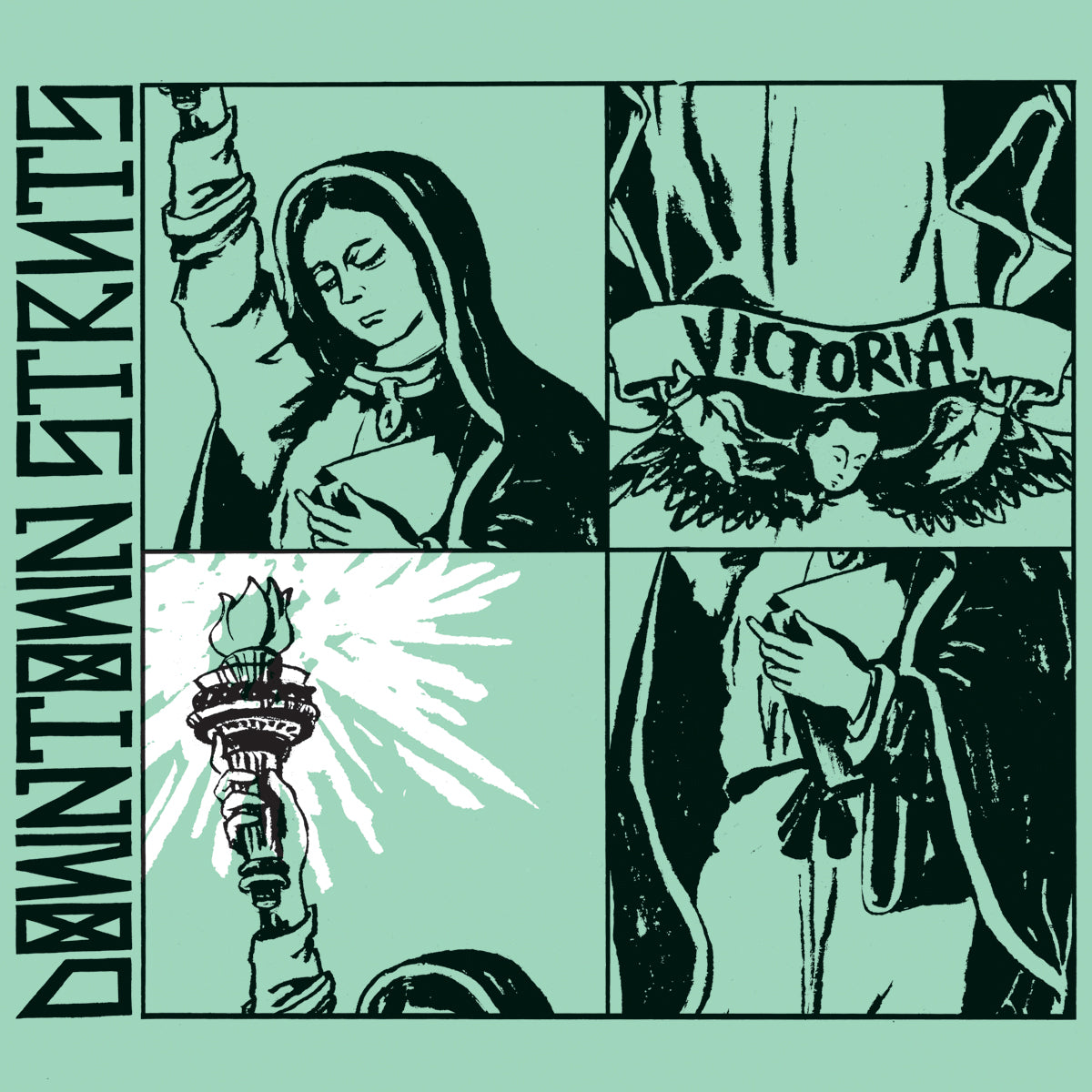 Downtown Struts - Victoria! LP / CD