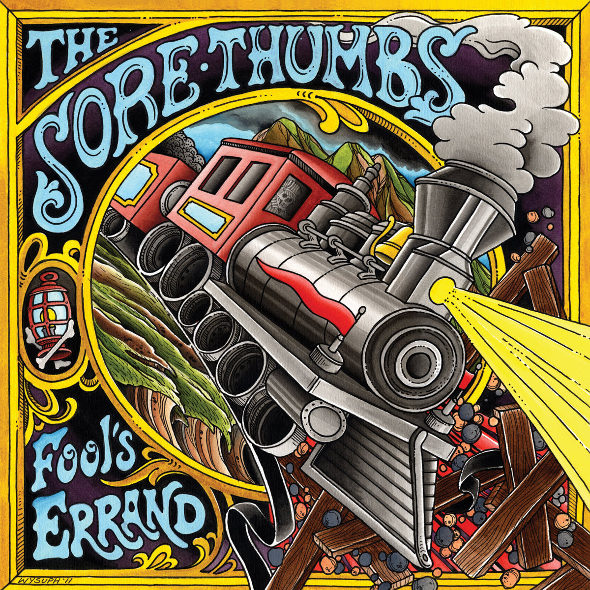 The Sore Thumbs - Fool's Errand LP