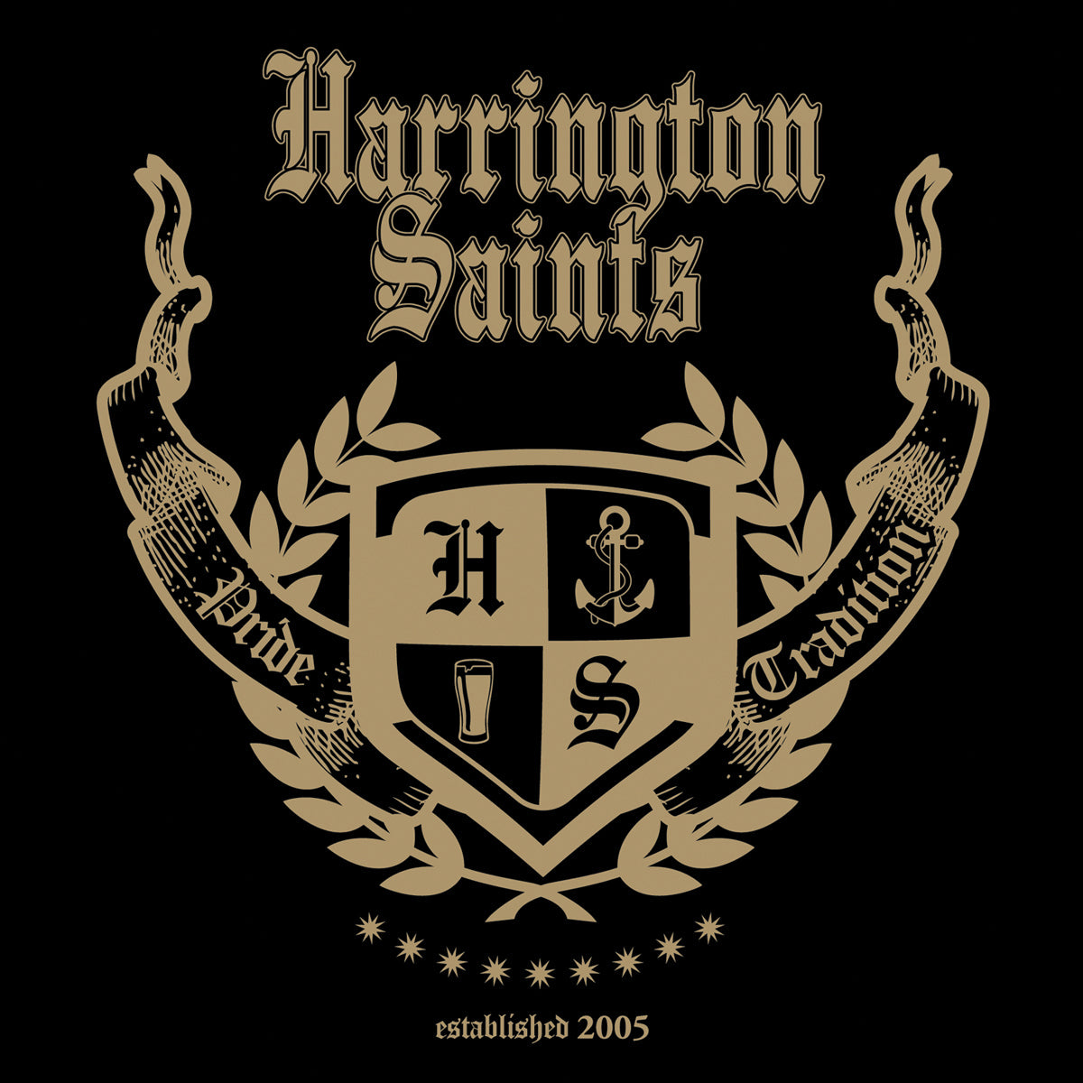 Harrington Saints - Pride & Tradition LP / CD