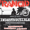 Rancid - Indestructible 6x7""