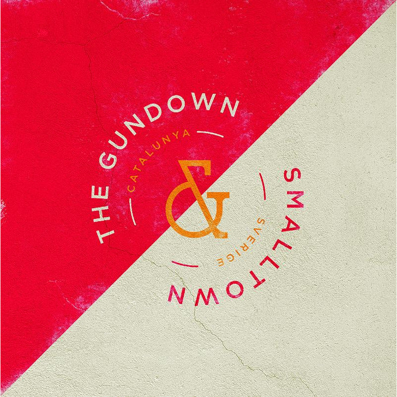 Smalltown / Gundown - Split 7""