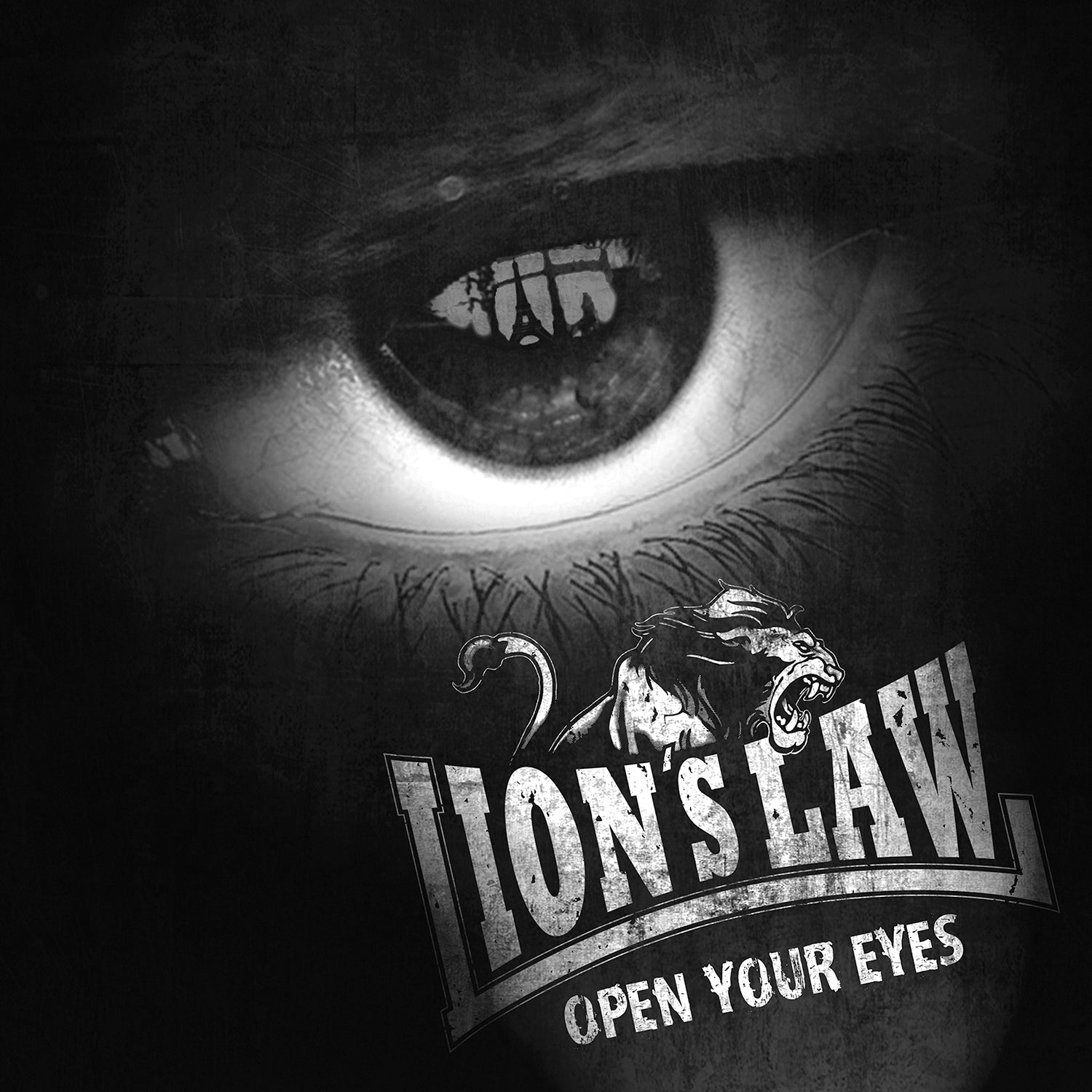 Lion's Law - Open Your Eyes LP