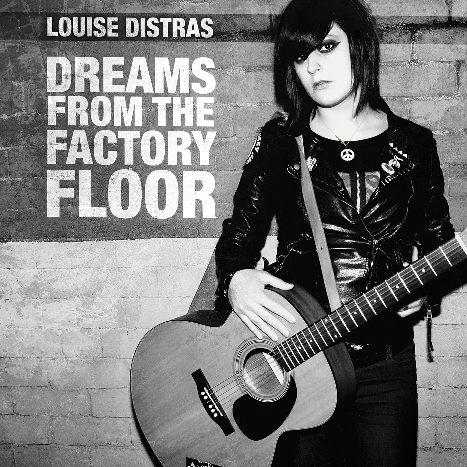 Louise Distras - Dreams From The Factory Floor LP