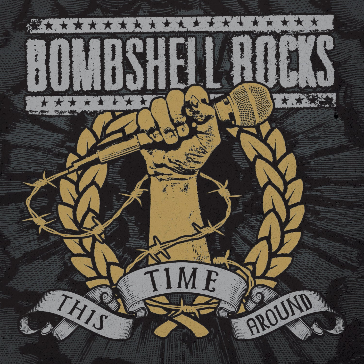 Bombshell Rocks - This Time Around 7""