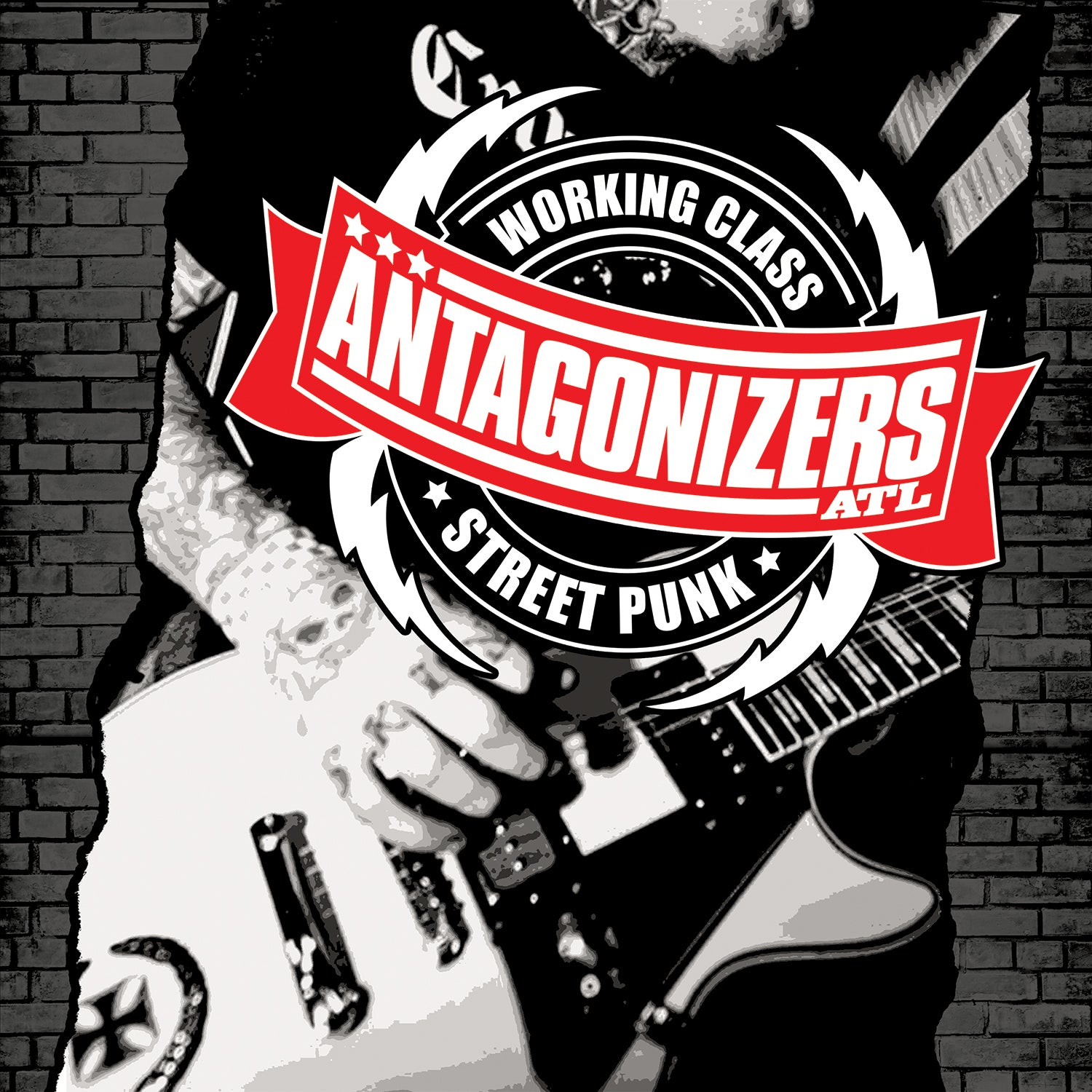 Antagonizers ATL - Working Class Street Punk LP