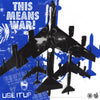 This Means War - Use It Up Flexi