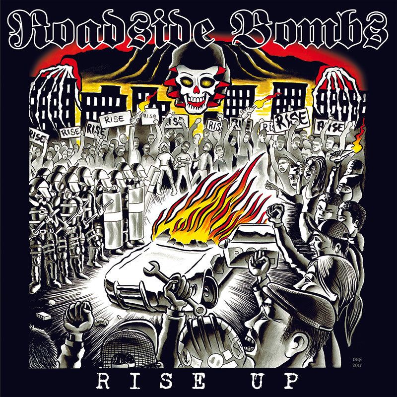 Roadside Bombs - Rise Up LP