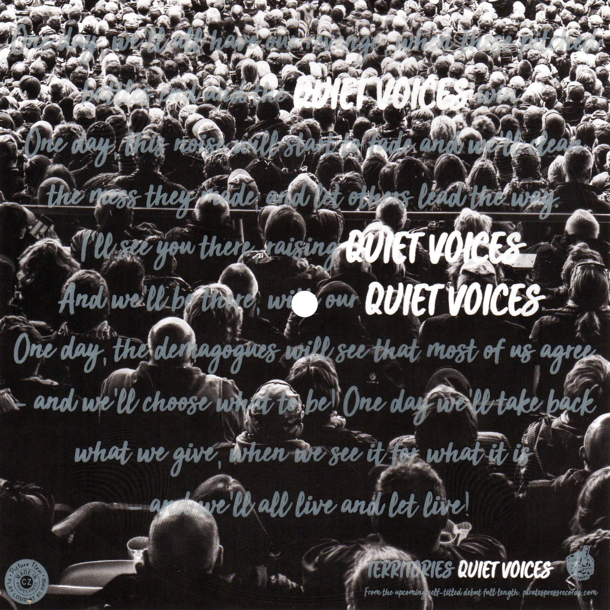 Territories - Quiet Voices Flexi
