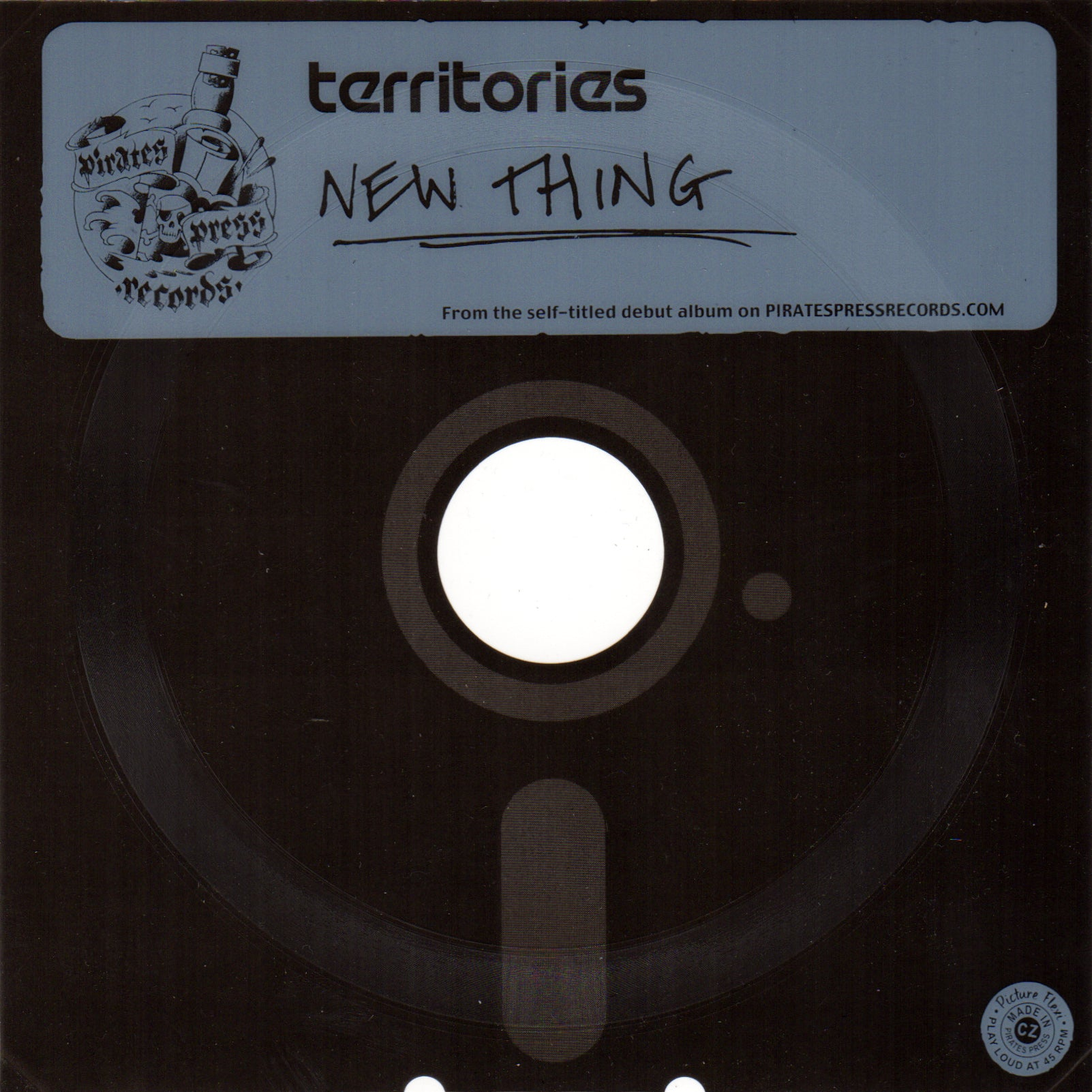 Territories - New Thing Flexi