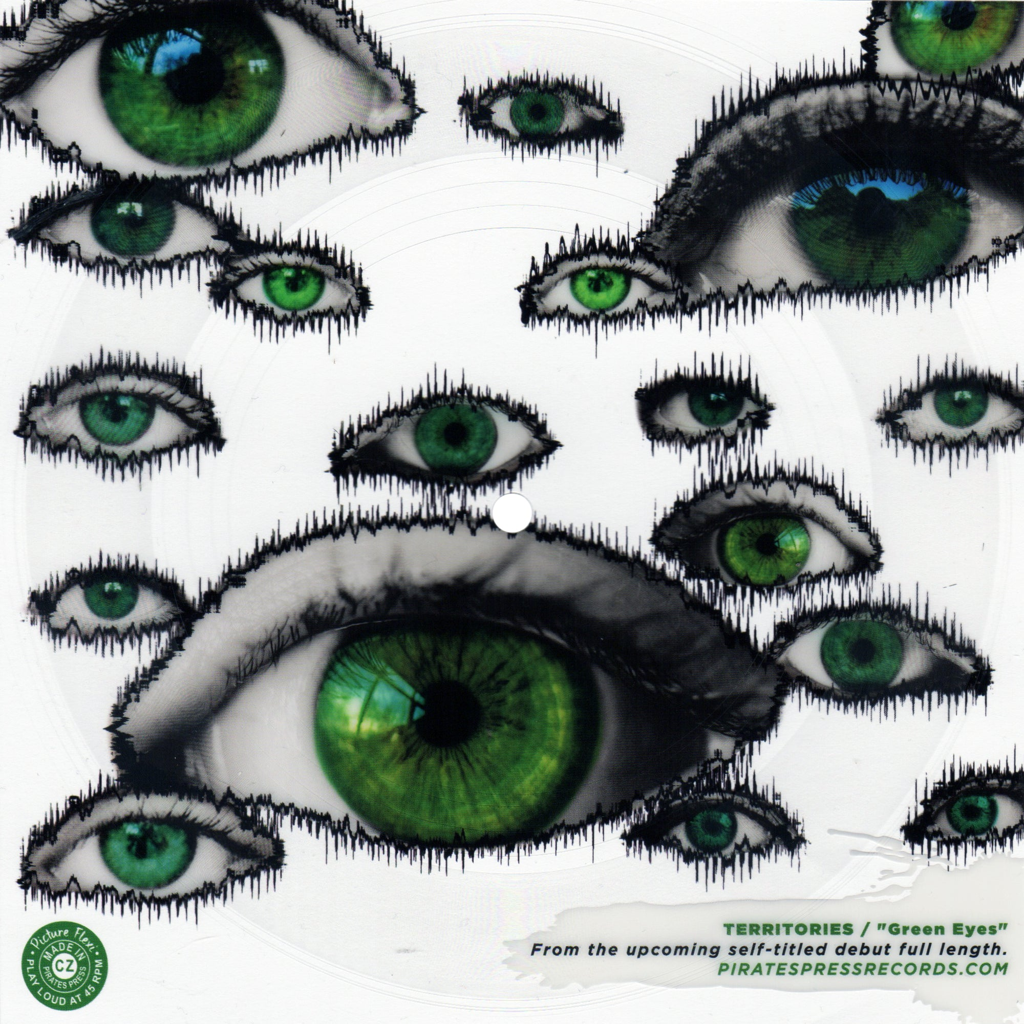 Territories - Green Eyes Flexi