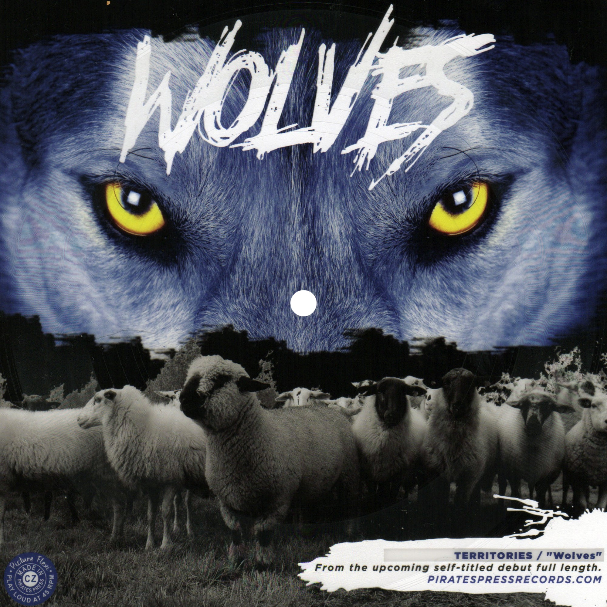 Territories - Wolves Flexi