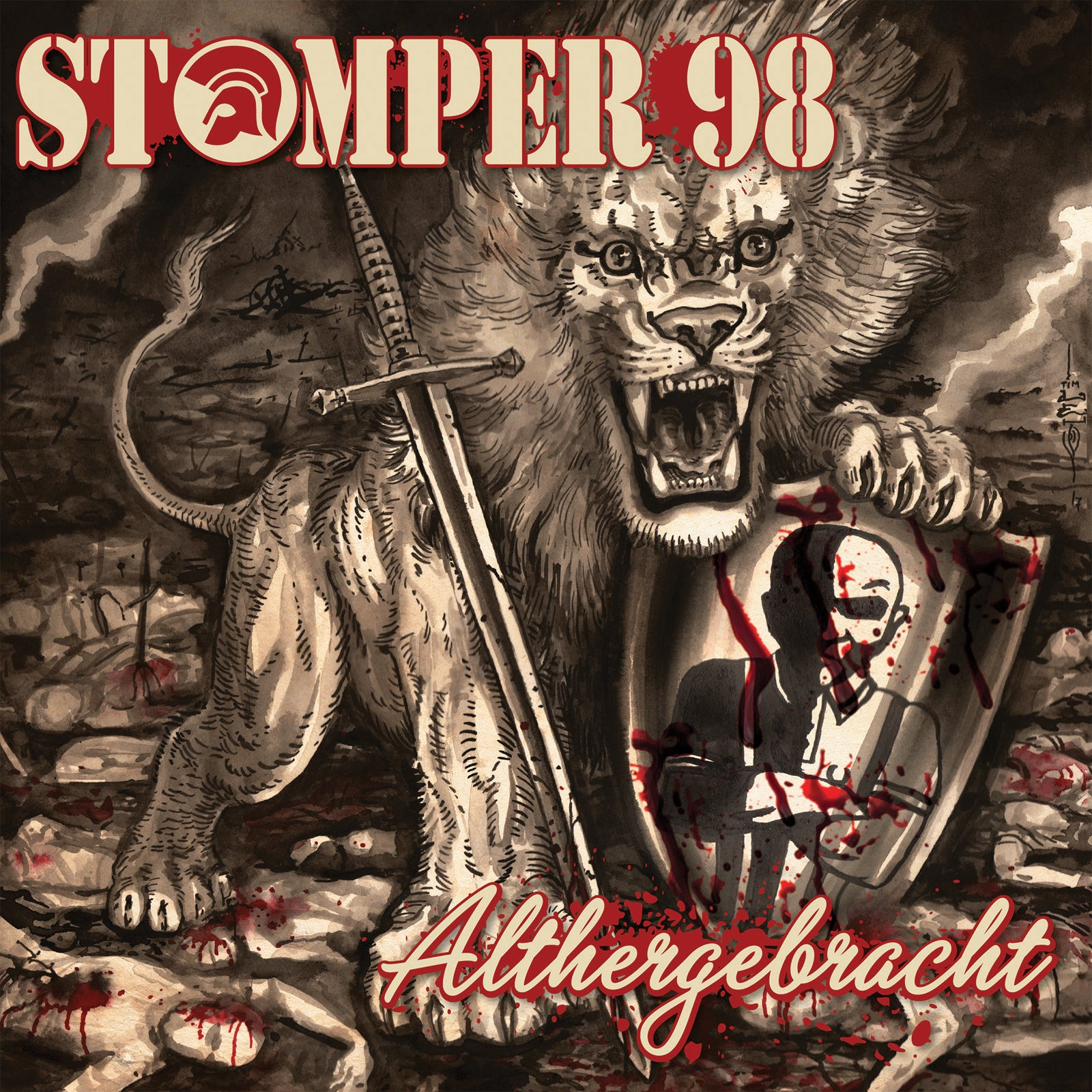 Stomper 98 - Althergebracht LP