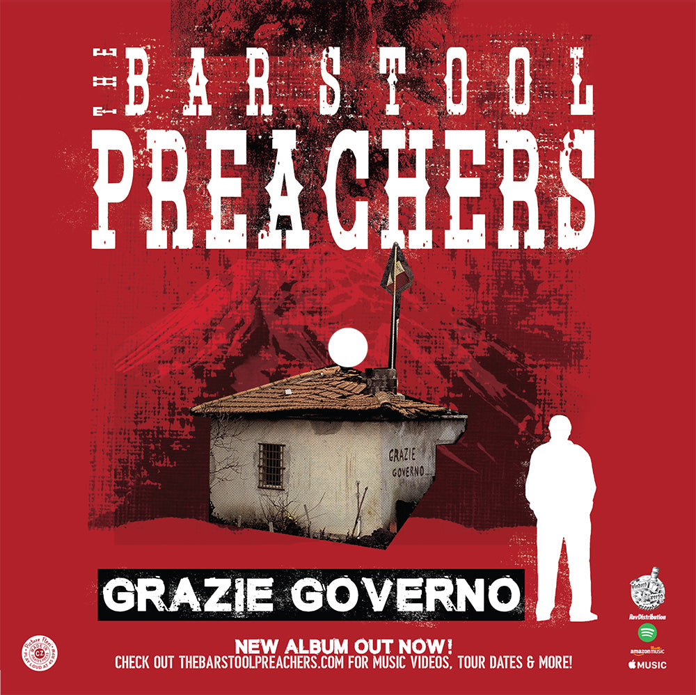 The Bar Stool Preachers - Grazie Governo Flexi