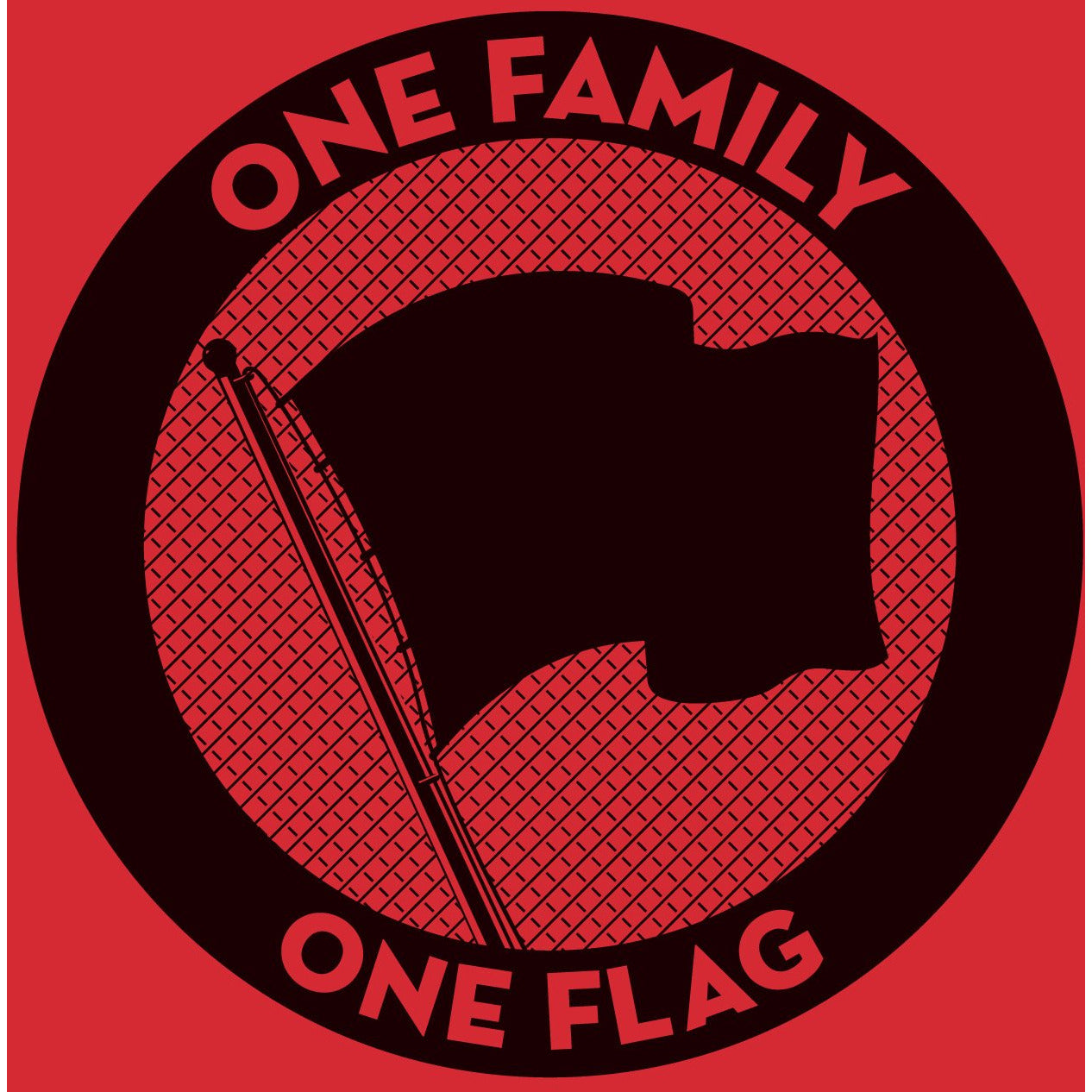 One Family, One Flag - 3xLP