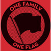 One Family, One Flag - Test Pressings