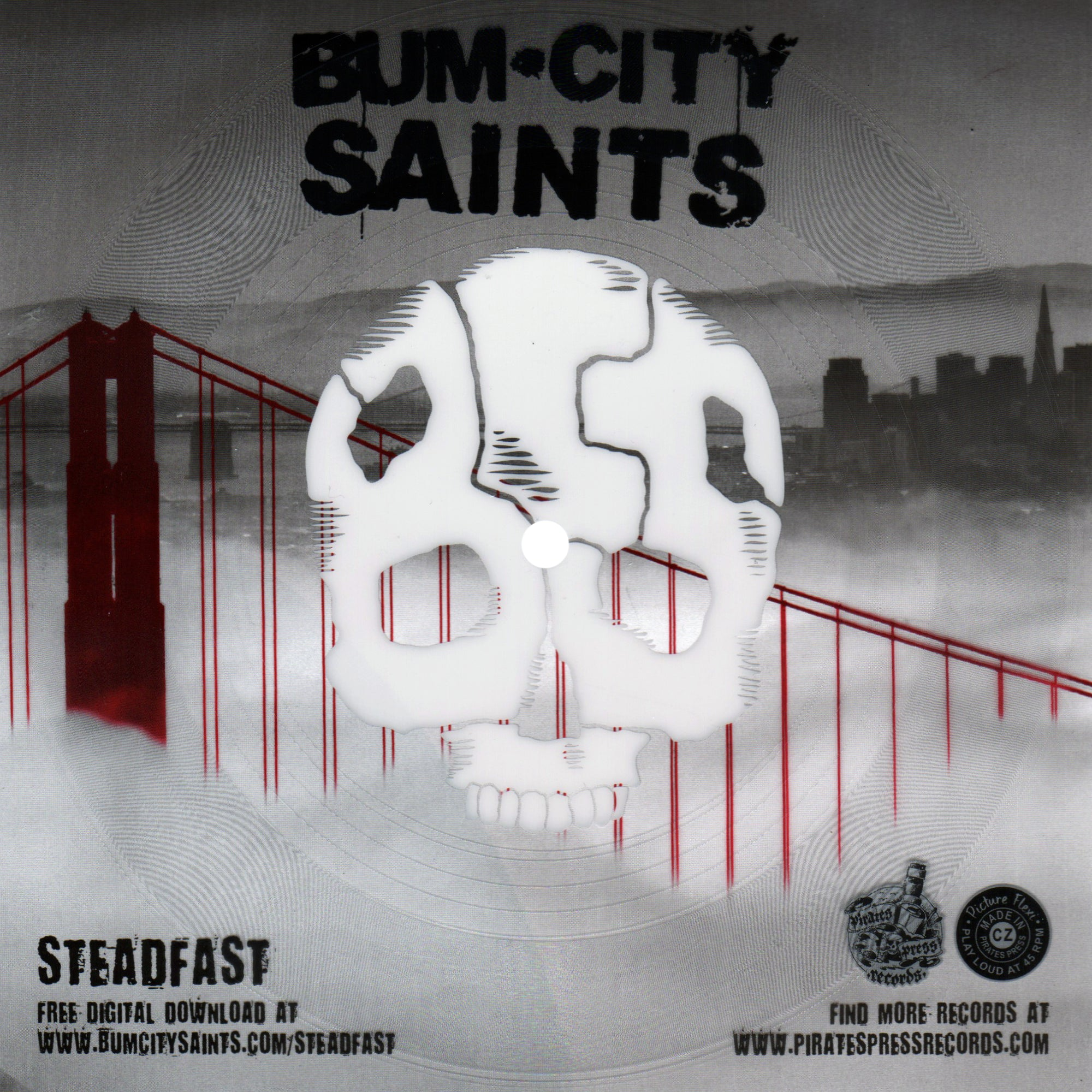 Bum City Saints - Steadfast Picture Flexi